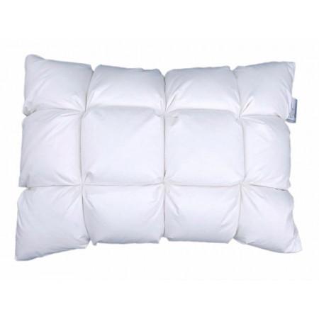 Подушка «Бонжур буфы» белый пух