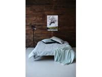 Одеяло «Play» берлинская лазурь